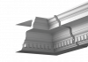 Внутренний Угол Европласт Фасадный 4.31.322 Ш357хВ200хГ357 мм