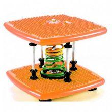 Степпер твист тонкая талия Twister Dance Machine, Цвет: Оранжевый
