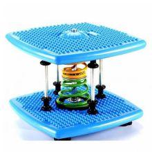 Степпер твист тонкая талия Twister Dance Machine, Цвет: Синий