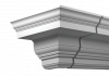 Внешний Угол Европласт Фасадный 4.01.311 Ш408хВ297хГ408 мм