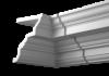 Внутренний Угол Европласт Фасадный 4.01.221 Ш383хВ278хГ383 мм
