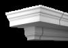 Внешний Угол Европласт Фасадный 4.01.111 Ш455хВ250хГ455 мм