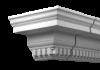 Внешний Угол Европласт Фасадный 4.01.312 Ш406хВ297хГ406 мм