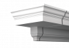 Торцевой Элемент Европласт Фасадный 4.01.133 Ш360хВ265хГ360 мм