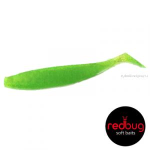 Мягкая приманка Redbug Styx Shad 110 мм / упаковка 4 шт / цвет:12