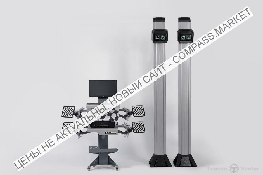 Стенд сход-развал 3D Техновектор 7 7204 H A
