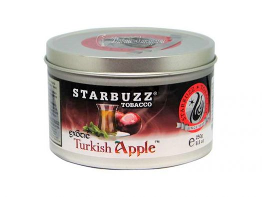 Табак для кальяна Starbuzz Tobacco 100gr Turkish Apple