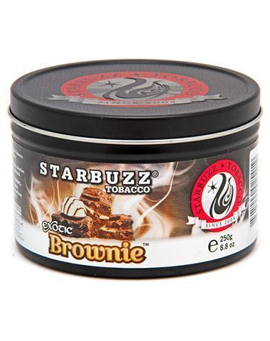 Табак для кальяна Starbuzz Tobacco 100gr Exotic Brownie