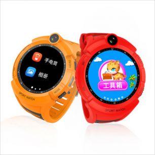 Умные детские часы Smart Baby Watch Q610 Красный