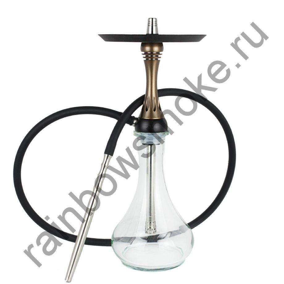 Кальян Alpha Hookah Model X Bronze (Альфа Хука Модель Х Бронза)