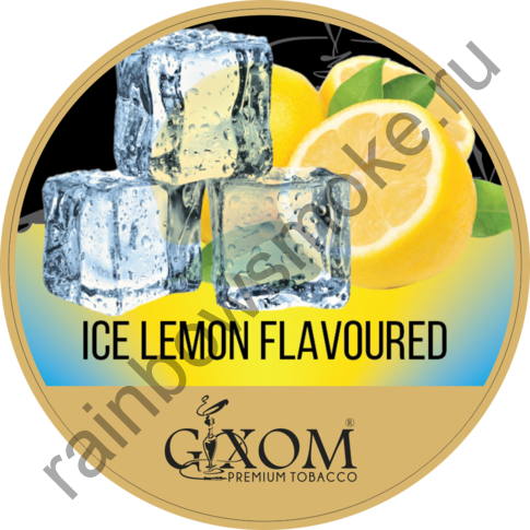 Gixom Original series 200 гр - Ice Lemon (Айс Лимон)