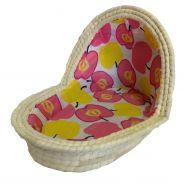 Лежанка плетеная Crib S