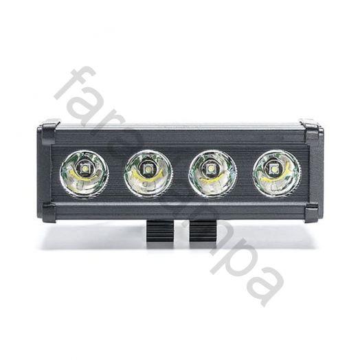 Однорядная светодиодная балка-фара 40 ватт Дальний свет
