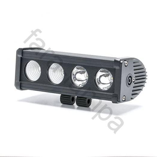 Однорядная светодиодная балка 40 ватт комбо свет (длина 200 мм)