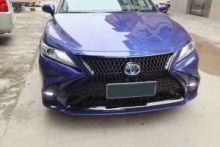 Бампер передний, Lexus style, под окраску