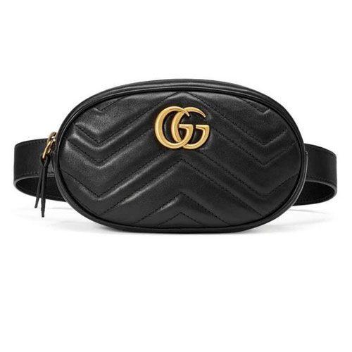 Женская сумка в стиле Gucci Marmont