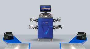 Стенд сход развал 3D Техно Вектор V 7202 MC