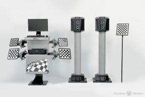 Стенд сход-развал 3D Техновектор 7 Truck 7204 HT A