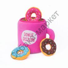 Игрушка-головоломка Кофе с пончиками