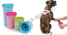 Лапомойка MudBuster для быстрого мытья грязных лап собак Dexas