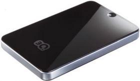 """Внешний бокс для HDD 2,5"""" 3Q T210S-B Qstore UltraSlim Black USB 3.0"""