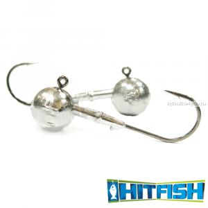 Джиг головка Hitfish Round Jig 90 №10/0 /  18 гр (2шт в уп)