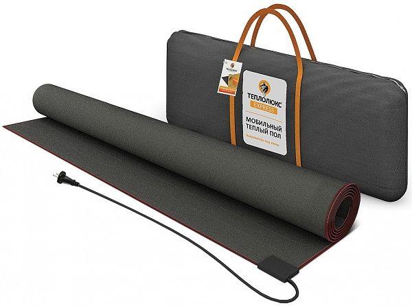 Мобильный теплый пол под ковер Теплолюкс Express 280*180 см (5.04 м2)