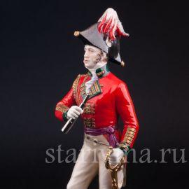 Генерал-лейтенант, 1815, Rudolf Kammer, Rudolstadt, Фолькштедт (Volkstedt), Германия, вт. пол. 20 в.