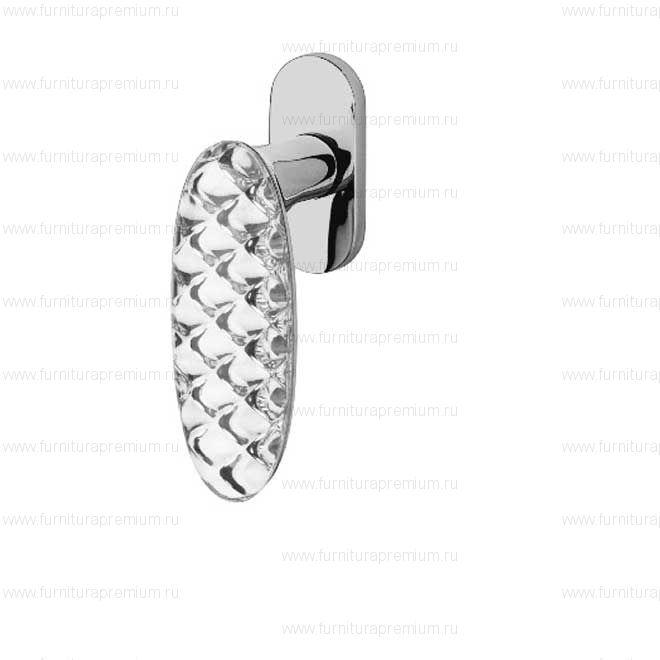 Оконная ручка Olivari Crystal Royal  K245B DK