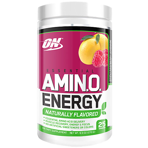 Amino Energy NATURAL FLAVOR 225 грамм от Optimum Nutrition