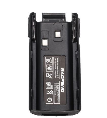 Аккумулятор BL-8 для рации Baofeng UV-82 2800 мАч