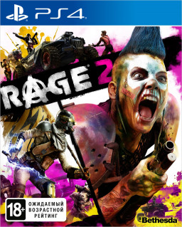 Игра Rage 2 (PS4)
