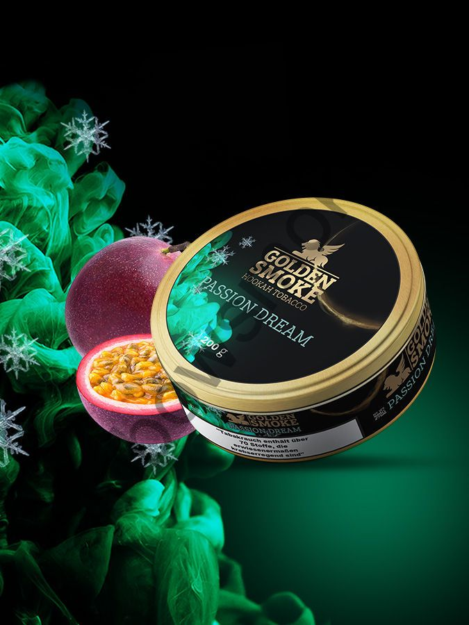 Golden Smoke Signature 200 гр - Passion Dream (Страстный Сон)