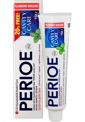 LG Perioe Зубная паста тройное действие 150 г
