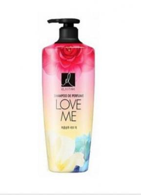 LG Elastine Perfume Love Me Парфюмированный шампунь для всех типов волос 600 мл