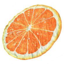 Пляжное шифоновое парео-покрывало, 1,5 м, Апельсин
