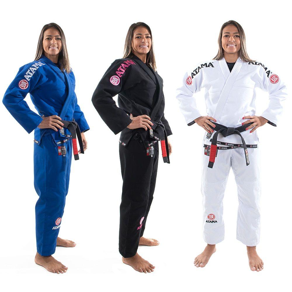 Женское ги Atama Mundial BJJ