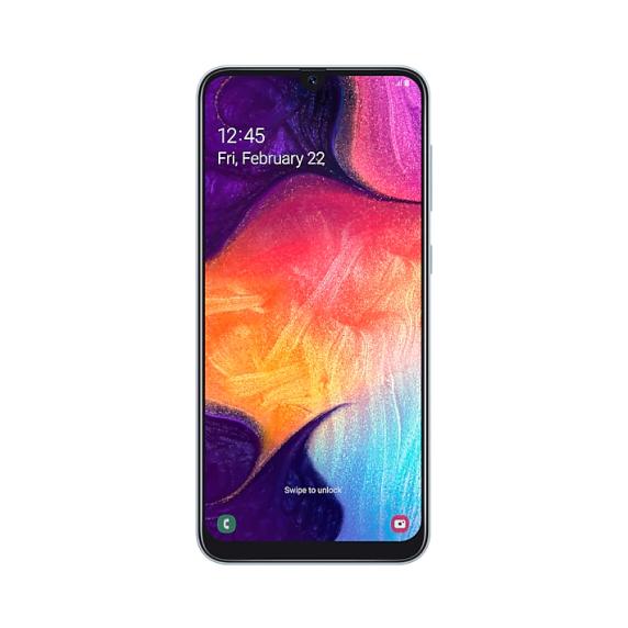 Samsung Galaxy A50 64 ГБ (белый)