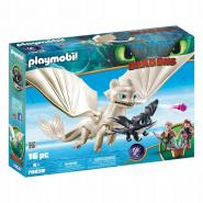 Набор playmobil 70038 Дракон белая ярость
