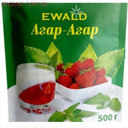 Агар-агар 1000 EWALD 500гр.