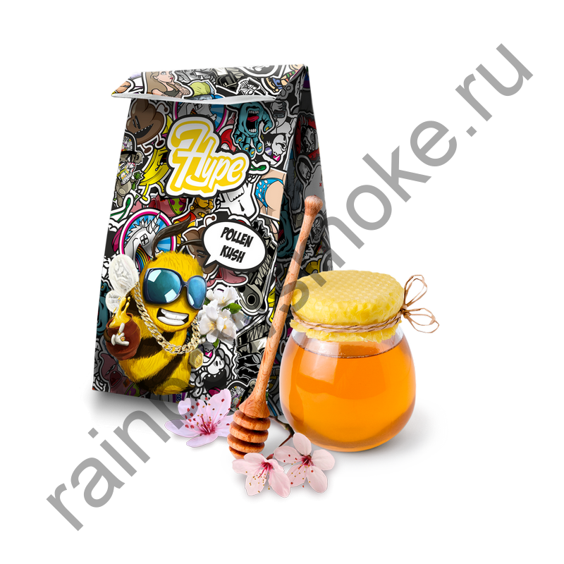Hype 200 гр - Pollen Kush (Пыльца Куш)