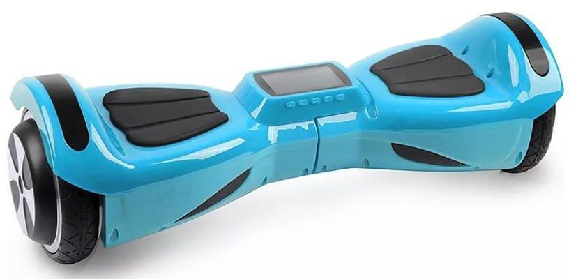 Гироскутер Hoverbot K-3 Light Blue