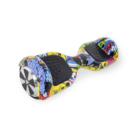 Гироскутер Hoverbot A-3 LIGHT Yellow Multicolor
