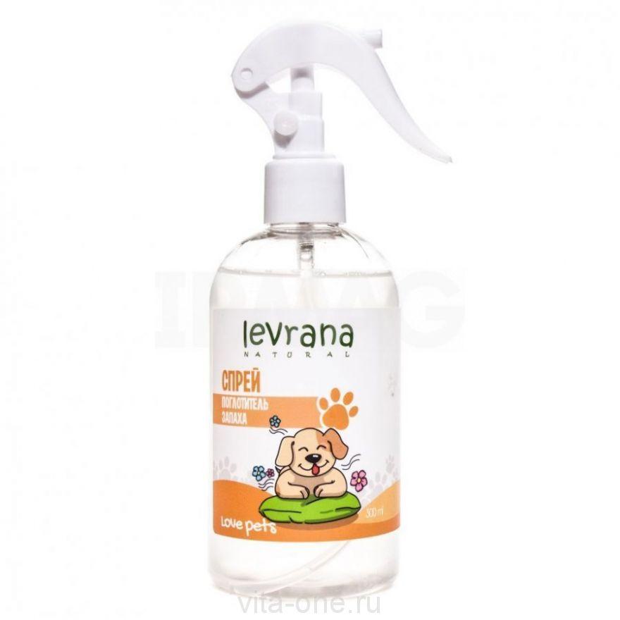 Спрей от неприятного запаха Levrana (Леврана) 300 мл