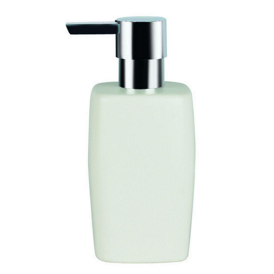 RETRO Ёмкость д/жид.мыла(керам/бел)