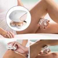 Универсальный эпилятор для сухого бритья Flawless Legs