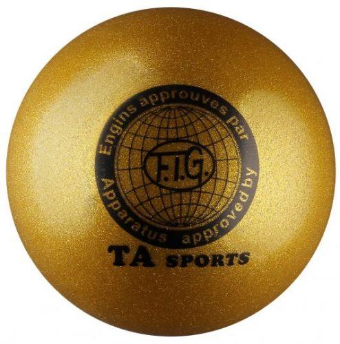 Мяч одноцветный 15 см TA sports