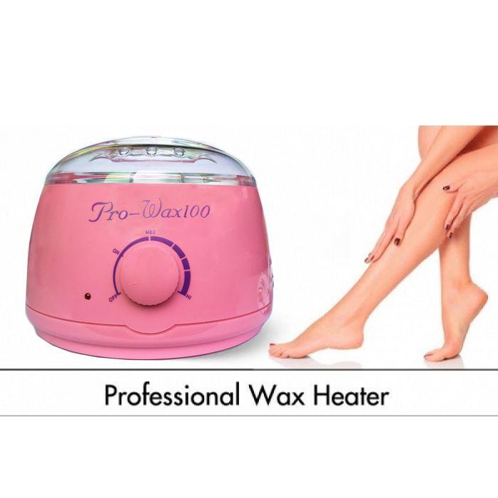 Воскоплав PRO-WAX 100, Цвет Розовый