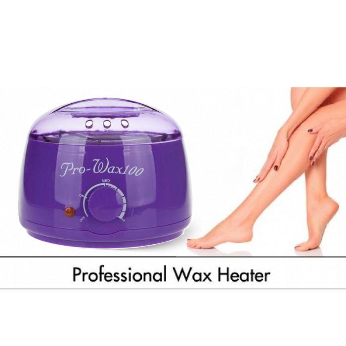 Воскоплав PRO-WAX 100, цвет фиолетовый