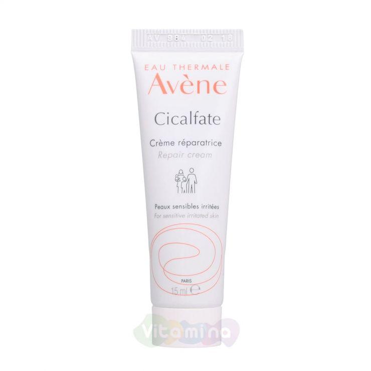 Avene Сикальфат Крем восстанавливающий целостность кожи